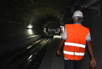 Marmaray Projesi bugün açılıyor