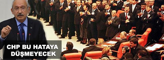 CHP, başörtüsünde Ecevit'in hatasına düşmeyecek