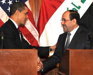 Obama Maliki'den ne istiyor?/ Aziz El Hac