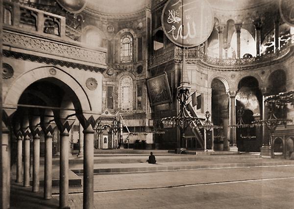 'Ayasofya Camii açılsın' çağrısı