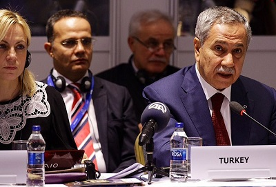 Arınç: Türkiye hukuk devletidir ve herkes eşittir