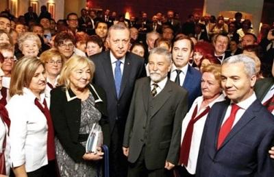 Erdoğan: Biz aramızda konuşuruz