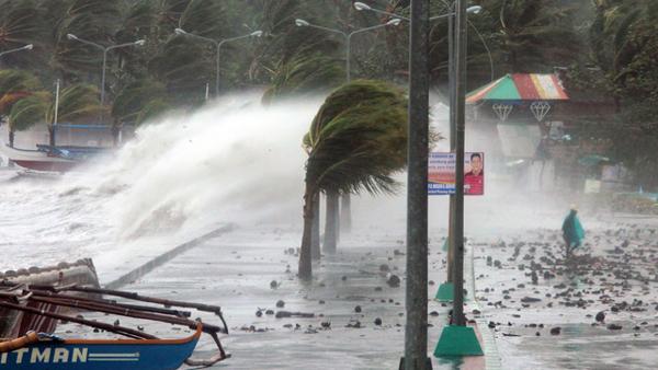 Filipinler'i Ramassun Tayfunu vurdu: 10 ölü
