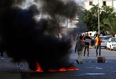 Libya'da patlama: 1 ölü