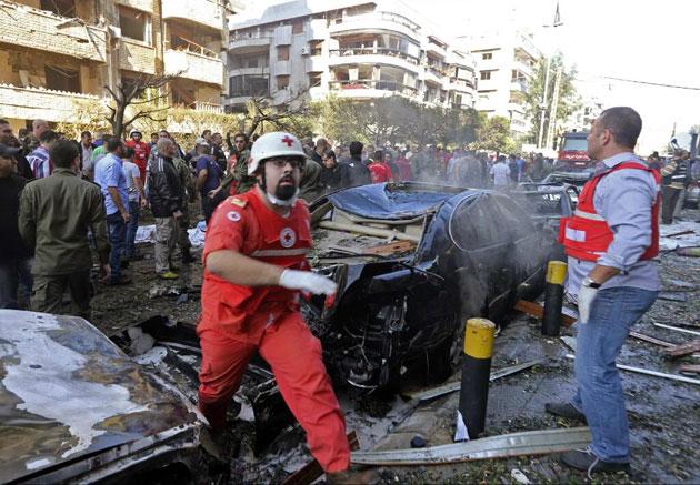 Beyrut'taki İran elçilik saldırısı zanlısı yakalandı