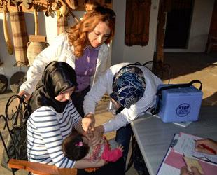 Suriye'deki çocuk felci vakaları Cenevre'ye taşınıyor