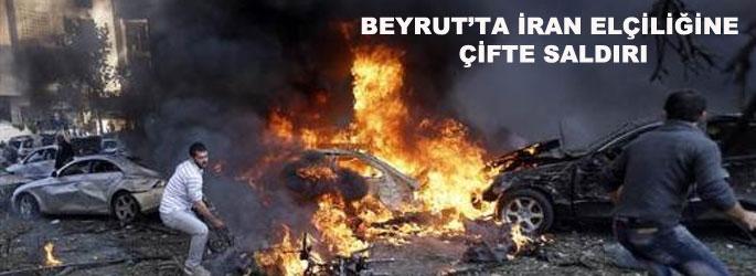 Beyrut'taki saldırıda İran kültür ateşesi de öldü