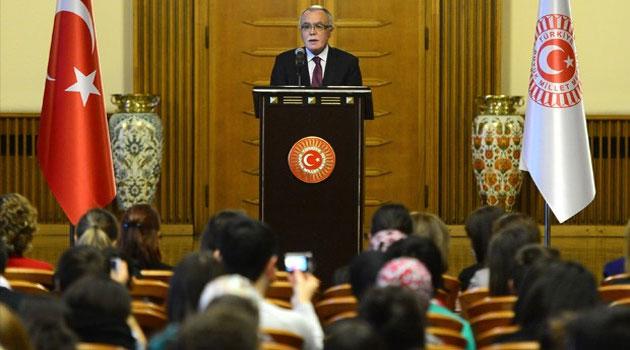 TBMM Başkanvekili Yakut: Karma eğitim kalkmalı