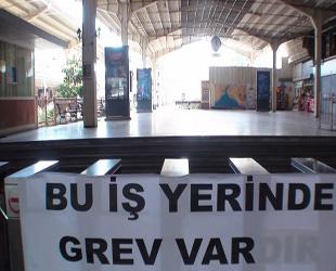 Türk-İş'ten 'greve gideriz' uyarısı