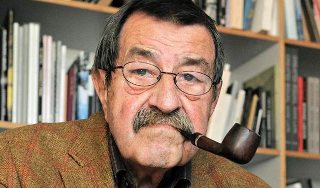 Nobel ödüllü Günter Grass öldü