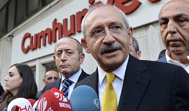 Kılıçdaroğlu'dan Cemil Çiçek'e anayasa eleştirisi