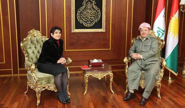 Öcalan'ın mektubu Barzani'de