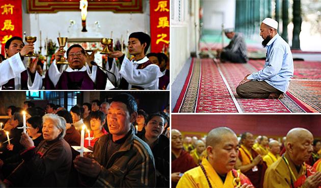 Ateist Çin'den din açılımı!