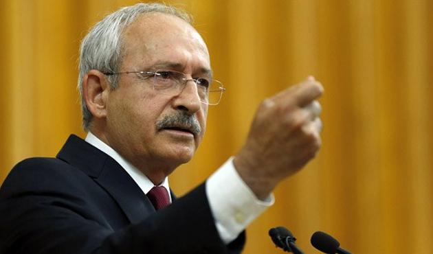 Kılıçdaroğlu, hükümeti Suriye'ye silah göndermekle suçladı