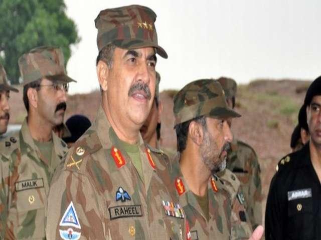 Pakistan'da yeni Genelkurmay Başkanı atandı