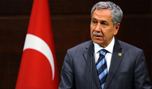 Bülent Arınç'tan 'MGK kararları' açıklaması