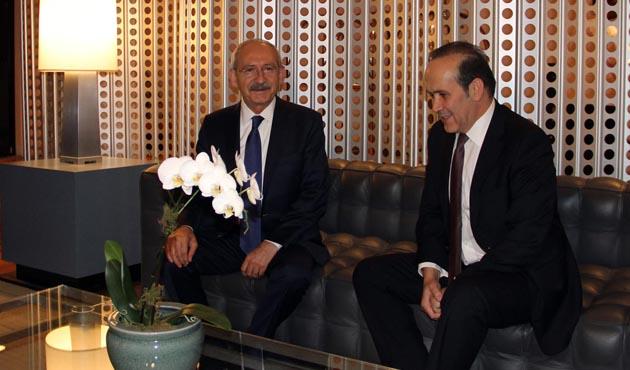 CHP lideri Kılıçdaroğlu ABD'de