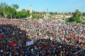 Antalya'da 'Gezi' iddianamesi hazır