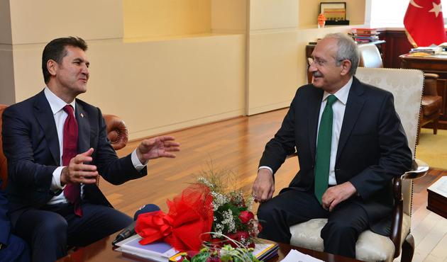 Kılıçdaroğlu, ilk kez açıkladı: Adayımız Sarıgül