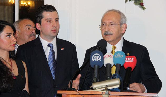 Kılıçdaroğlu: ABD'de daha güçlü bir CHP olacak
