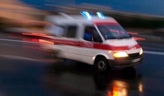 Şişli'de 2 polis bıçakla yaralandı