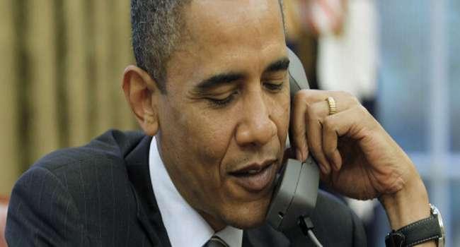 Obama'nın iPhone kullanmasına izin yok!