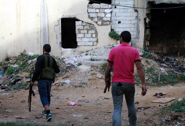 Trablusşam'da çatışmalarda bir asker öldü