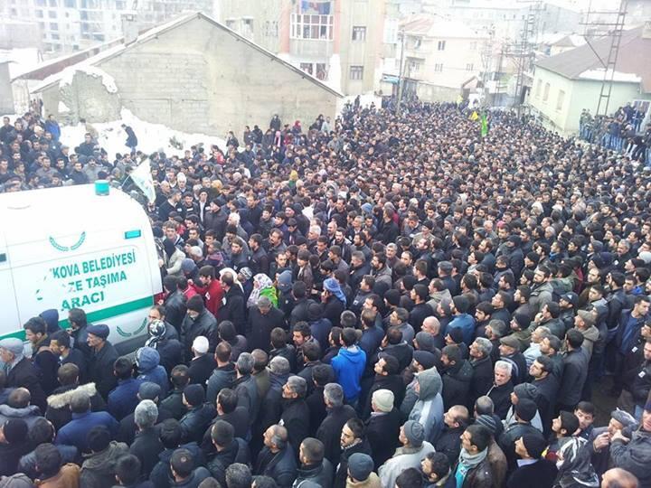 Yüksekova'da bir kişi daha hayatını kaybetti