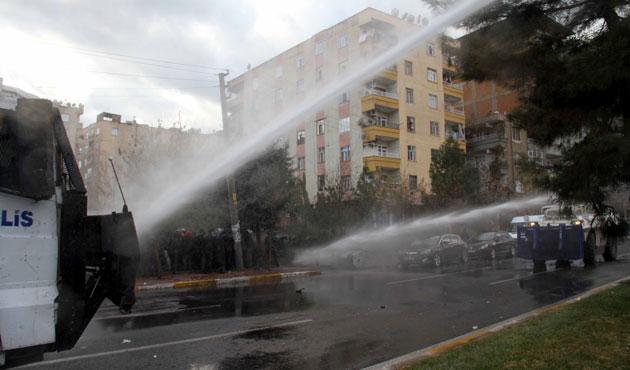 Diyarbakır'da sokak gösterileri