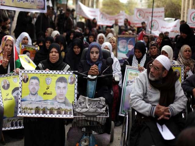 Filistinli tutuklular kışa hazırlanamadı