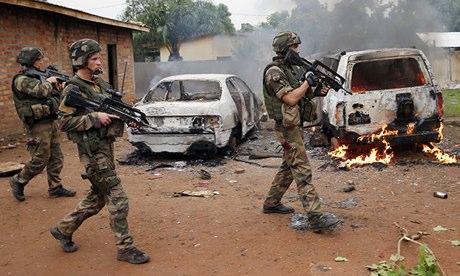 Fransa Mali'de işini bitirdi, Sahel'e geçiyor