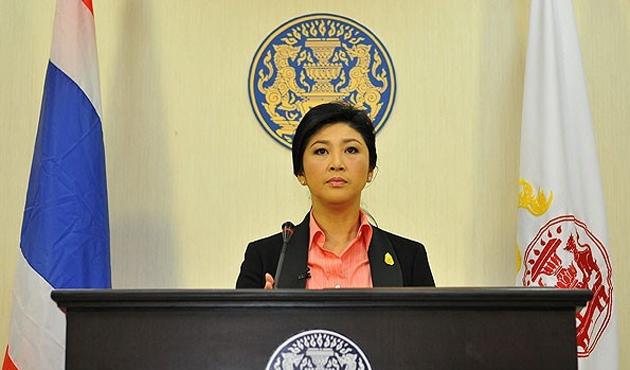 Tayland Başbakanı istifa etmeyecek