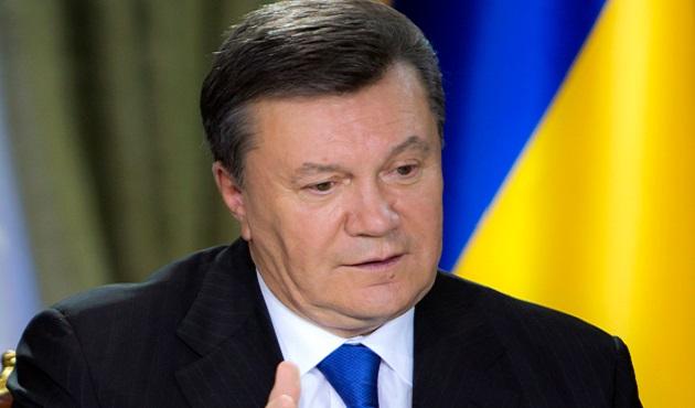 Yanukoviç tartışmalı yasayı onayladı