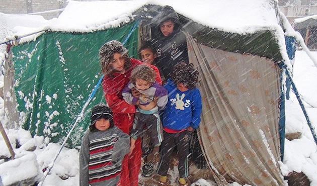 Yardım kuruluşları Suriye için birleşiyor