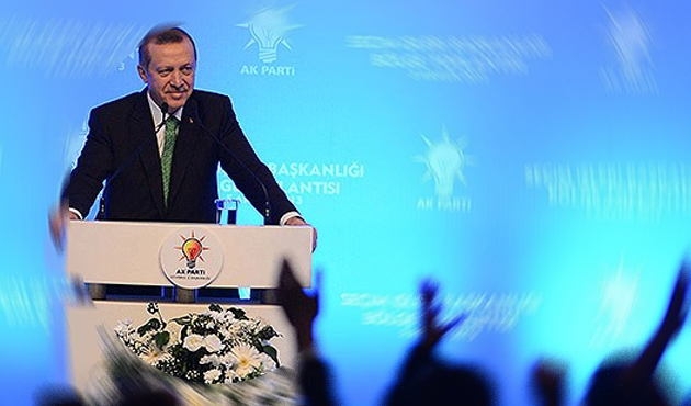 AKP'nin  İzmir adayı Binali Yıldırım