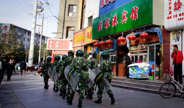 Çin'de 13 Uygur idam edildi