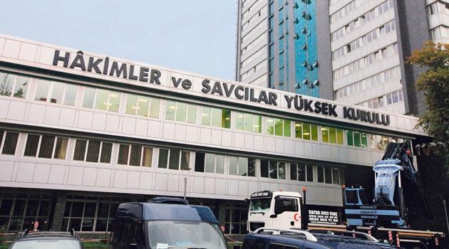 HSYK'nın bütün daireleri değişiklikten etkilenecek