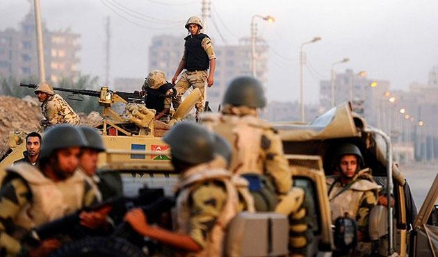 Mısır'ın Sina bölgesinde bombalı saldırı