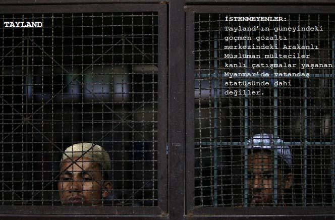 Tayland'ın gizli Arakan politikası / Rapor