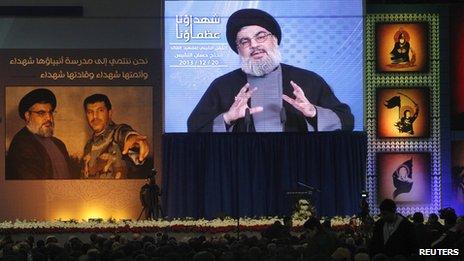 Nasrallah: Suriye'de pozisyonumuz değişmeyecek