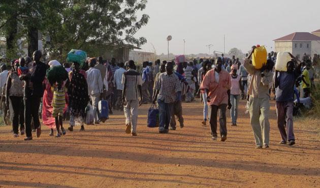 Güney Sudan'da ikinci tur görüşmeler 10 Şubat'ta