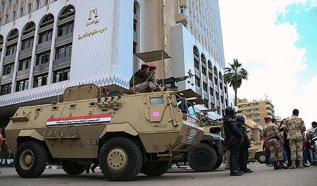 Mısır'da 'terör örgütü' kararına sert tepki