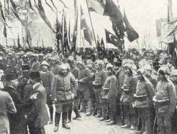Ordu içinden muhalefet: Halaskaran Zabitan ( Kurtarıcı Subaylar )