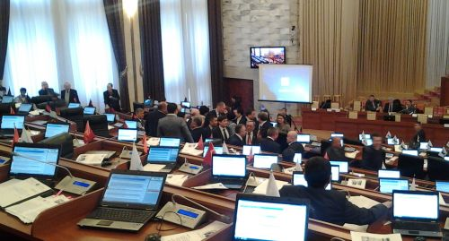 Kırgızistan'da Gümrük Birliği yol harita taslağı kabul edildi