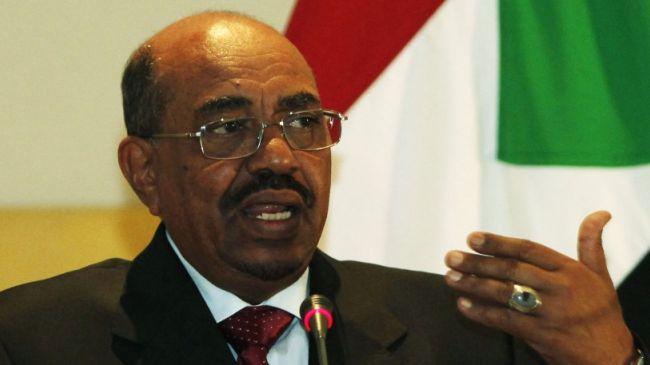 Beşir, Sudan devlet başkanlığına yeniden aday