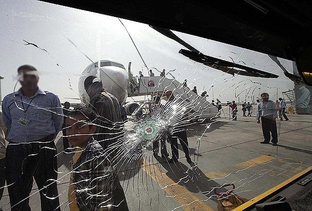 Libya'da THY ofisine silahlı saldırı