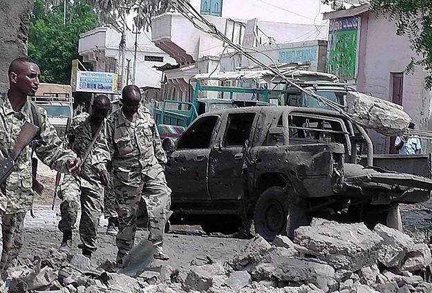 HRW'den Somali için ürkütücü rapor