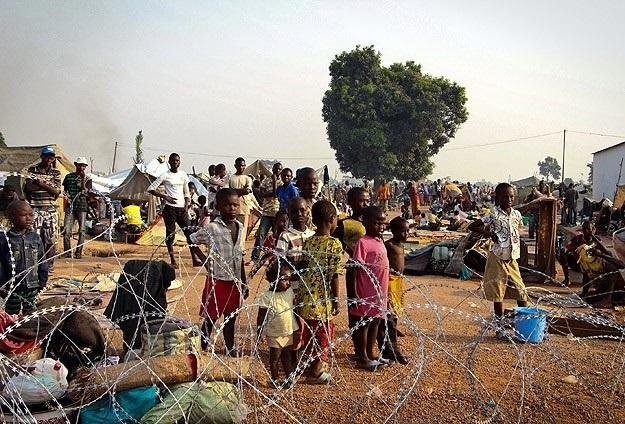 Orta Afrika Cumhuriyeti için insani yardım çağrıları