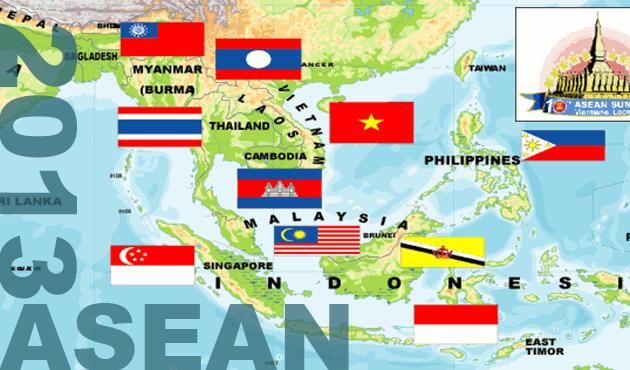 2013 Biterken Güneydoğu Asya