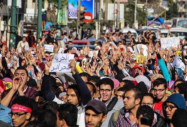 Mısır'da 123 İhvan üyesi tutuklandı